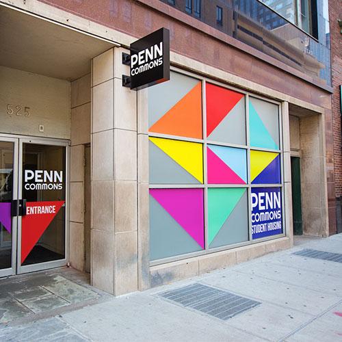 Penn Commons exterior