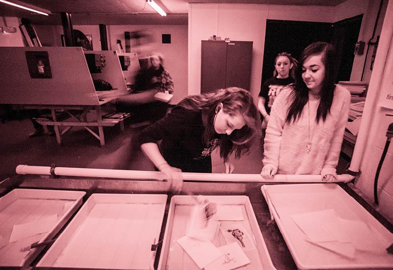 vis darkroom